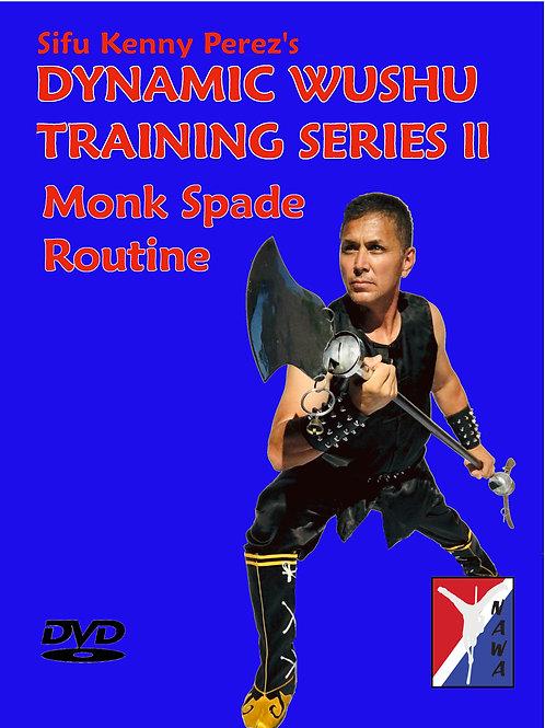 Monk Spade