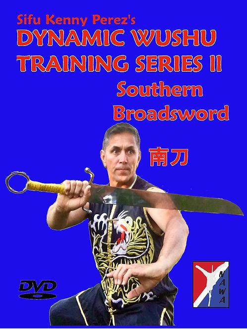 Wushu Southern Broadsword (NAN DAO)