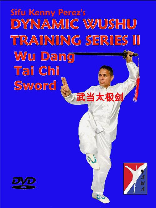 Wu Dang Tai Chi Sword Routine