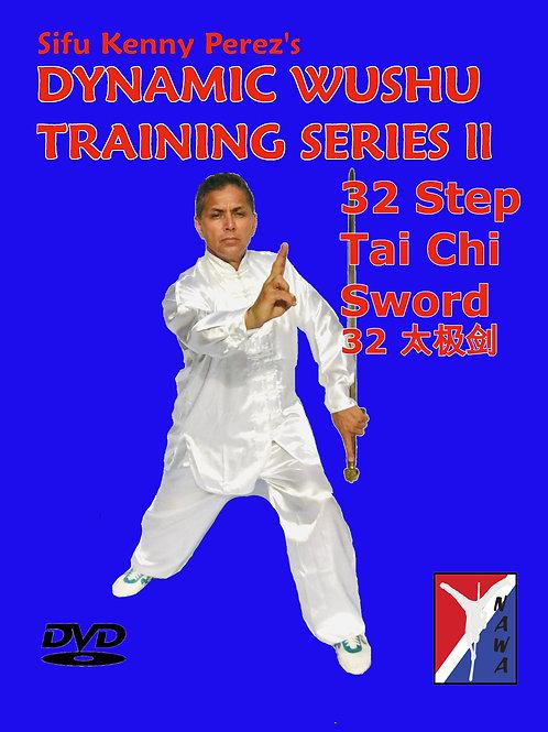 32 Step Tai Chi Sword