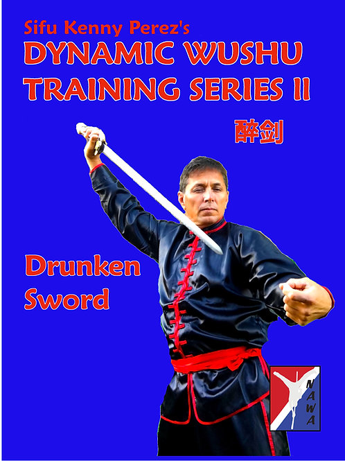 Wushu Drunken Sword Routine