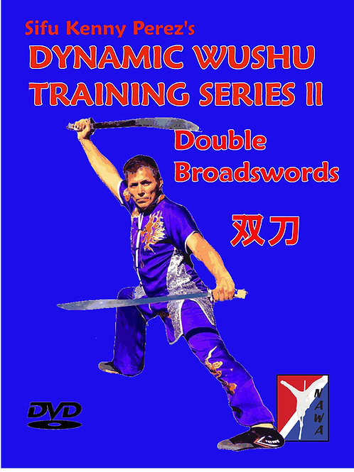 Double Broadswords