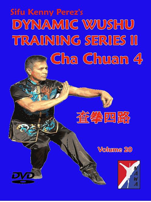 Cha Chuan routine 4