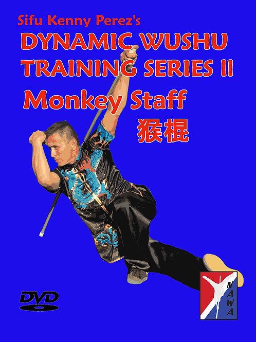 Monkey Staff Routine
