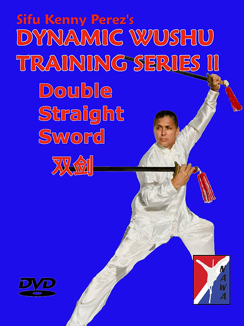 Double Straight Sword Routine