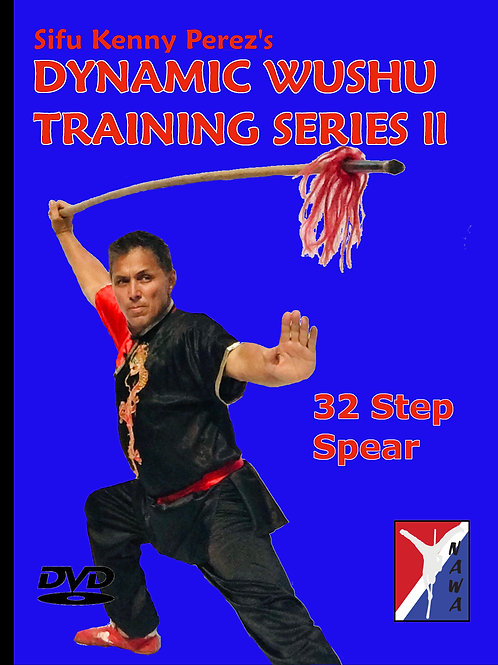 32 Step Spear Routine