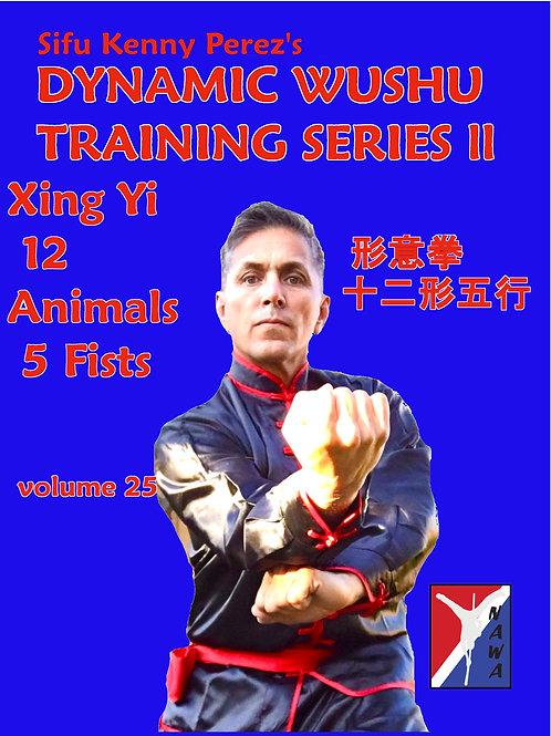 Xing Yi Chuan Routine