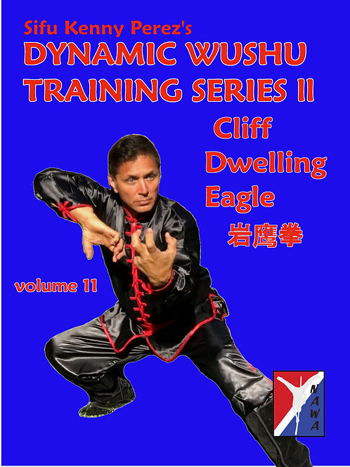 Cliff Dwelling Eagle Boxing Routine