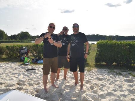 Beach Bowl VII, erste Auslosung ist erfolgt
