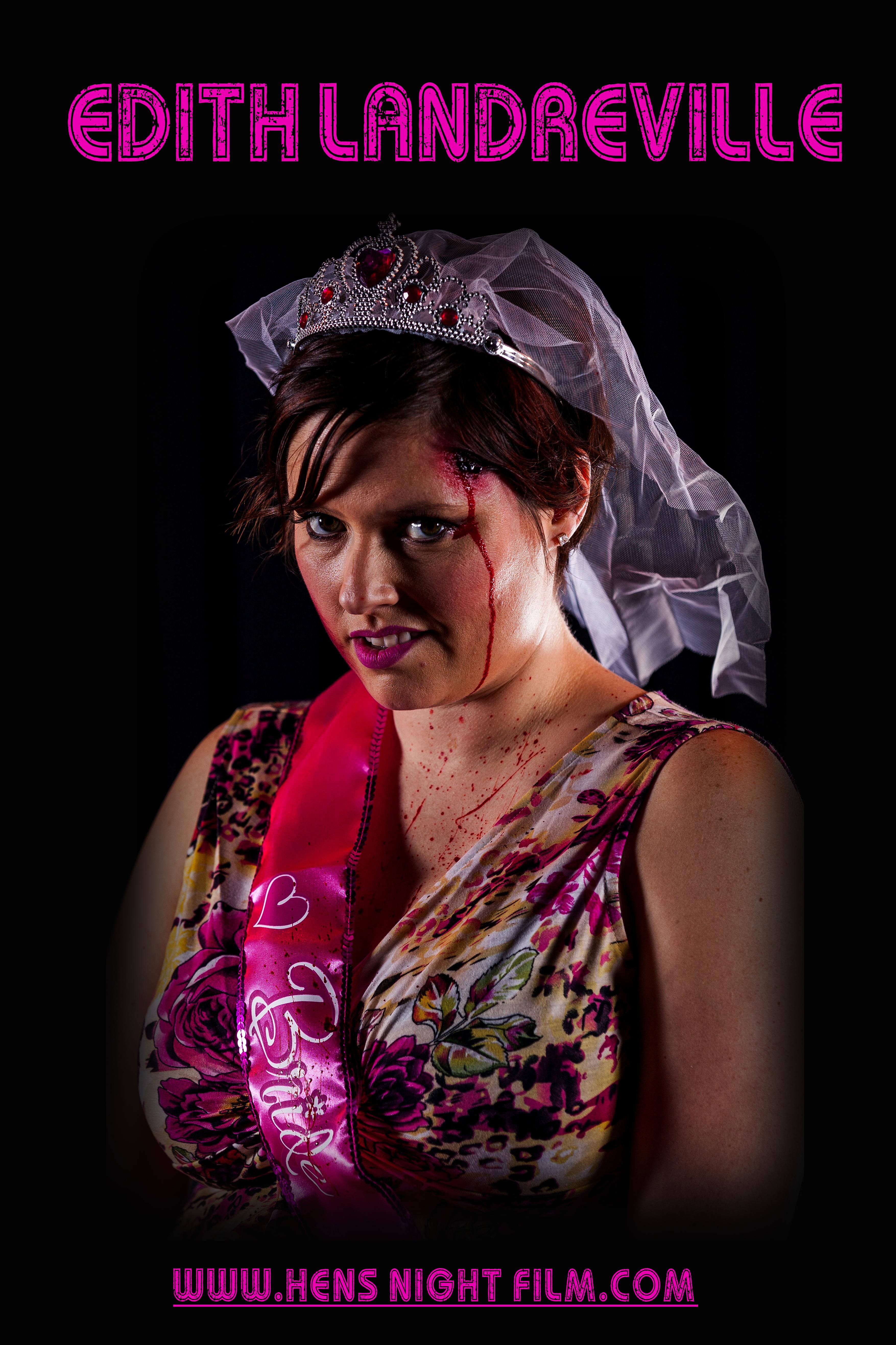 Edith Landreville as Laura