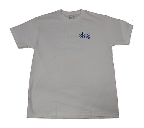 """Aloha Army """"Since 2006"""" White"""