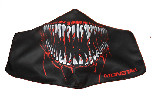 "Monstah face mask ""Frenzy"""