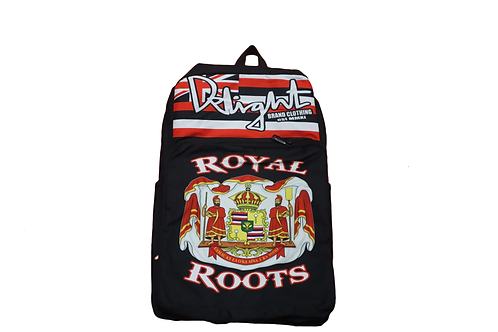 Delight Backpack Royal Roots Coat of Arms