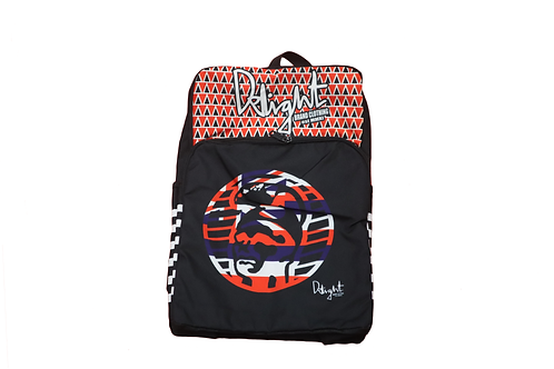 Delight Backpack Kamehameha Head