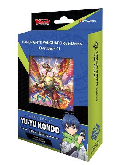 D Start Deck 01: Yu-yu Kondo -Holy Dragon-