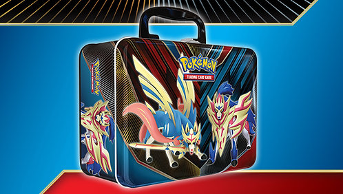 Pokemon Sword and Shield Collectors Chest Spring 2020