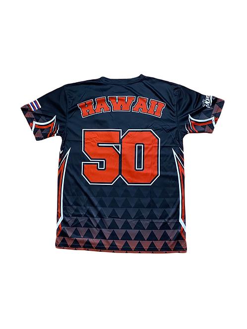 "Monstah ""Hawaii 50"" Red"