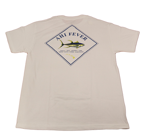 "Defend Hawaii ""Ahi Fever"" White"