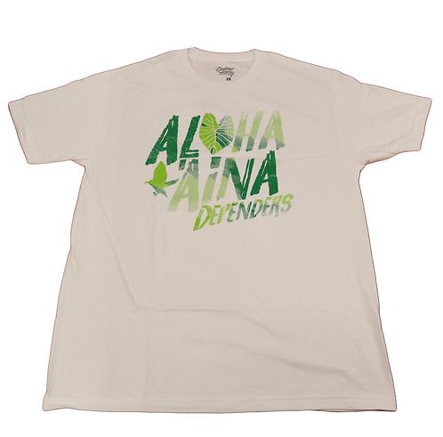 """Defend Hawaii """"Aloha Aina Defenders"""""""