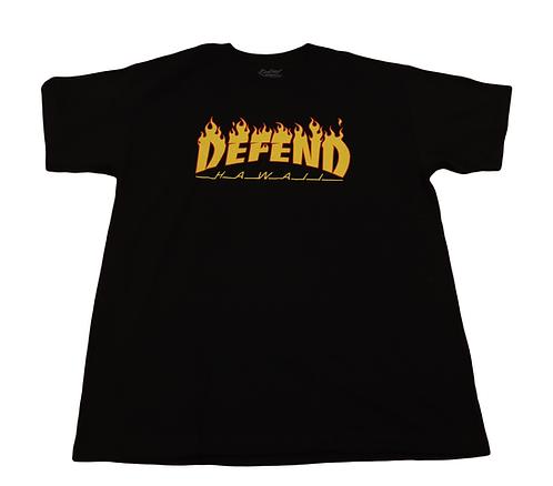 "Defend Hawaii ""Flames"""