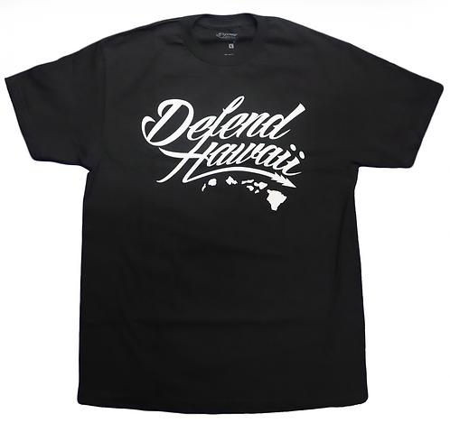 """Defend Hawaii """"Script"""" Print"""