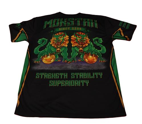 "Monstah ""Strength, Stability, Superiority"""