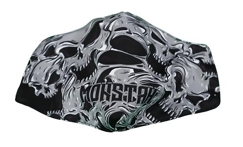 "Monstah face mask ""Skulls"""