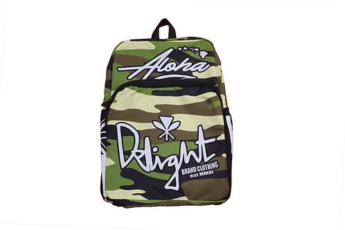 Delight Backpack Aloha and Islands Camo