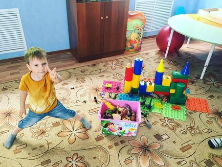 Диагностика развития Вашего ребенка
