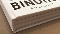 A vast array of binding options is on the table. Whether it be for corporate clients, art galleries, fashionistas, or student portfolios and projects, Print Icon offers the hand-tailored solution to suit a wide gamut of clients' needs.