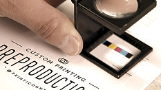 Big or small - we understand the importance of every project. A skilled team member will offer advice and make reconditions to ensure your print is perfect and completed within your timeframe and budget.