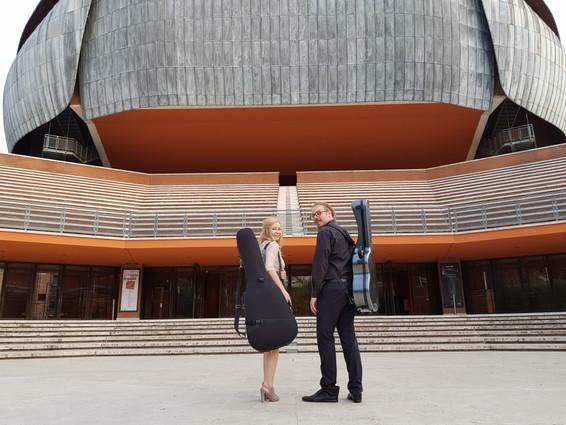 Auditorium Parco della Musica, Rome 2018