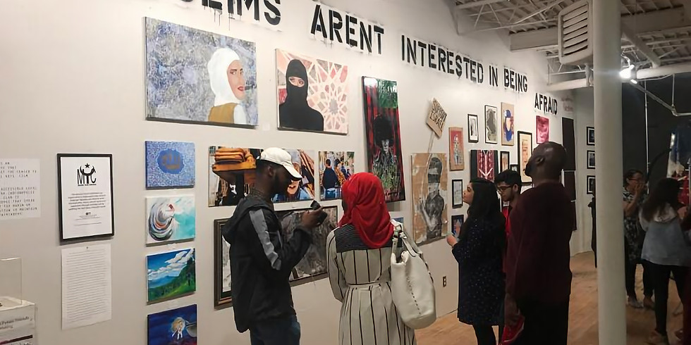 First Friday - Muslims Aren't Interested in Being Afraid