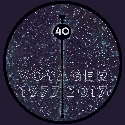 Voyager 40th