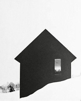 Black House/White Snow