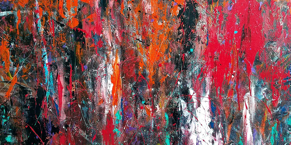 First Friday - SALI National Abstract Art Exhibition XV