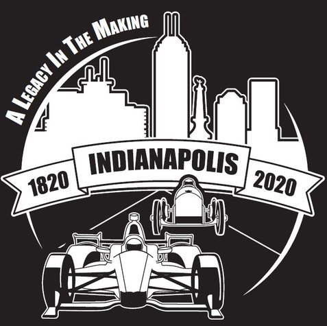 Indy 200 Years Logo