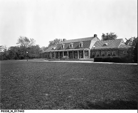 Garfield Park Community House in Indianapolis