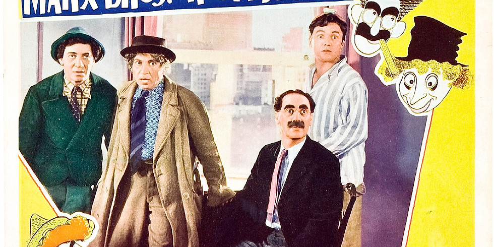 Vintage Movie Night: Room Service with the Marx Brothers (1938)