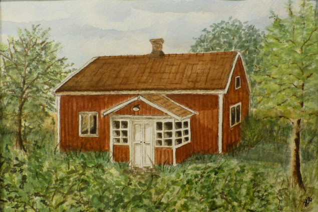 A Swedish Home: Loved and Left