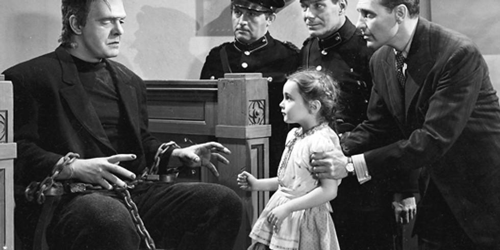 Ghost of Frankenstein - Vintage Movie Night