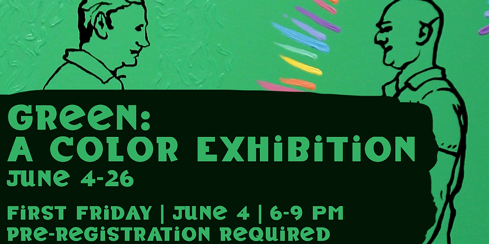 Green: A Color Exhibition Opening Reception