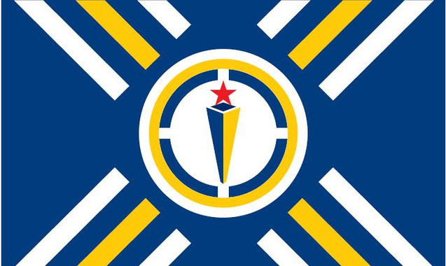 2020 Indianapolis Flag Design