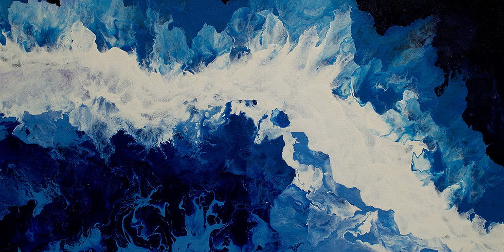 First Friday - Blue: A Color Exhibition
