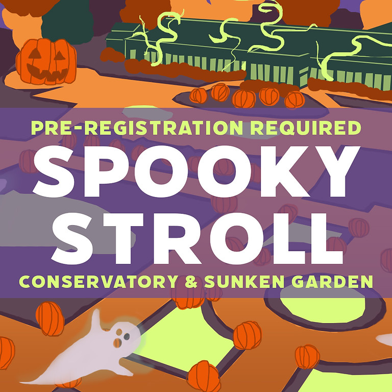 SOLD OUT - Spooky Stroll