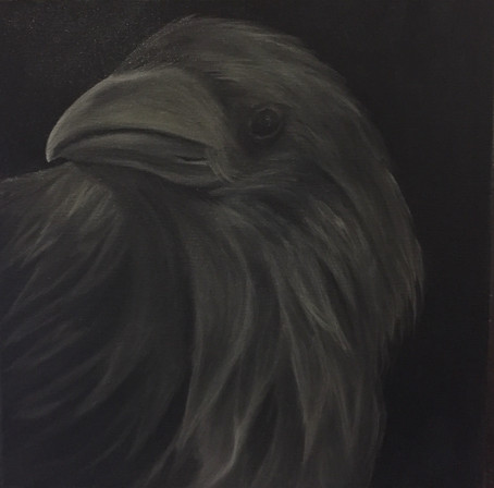 The Black Crow - Back in Black
