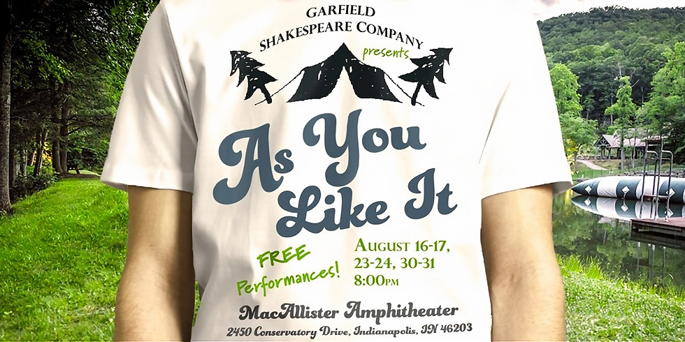 GSC Presents - As You Like It