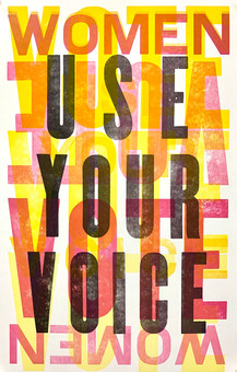 Use Your Voice: Women Vote