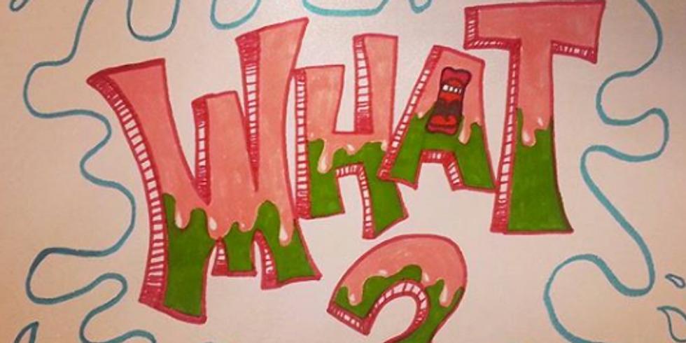 Arts For All - Graffiti Lettering