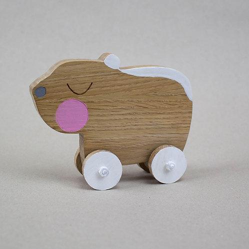 Мишки с севера на колёсах
